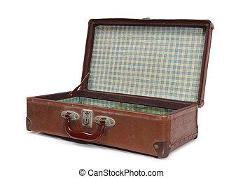 型, スーツケース, 1(人・つ)