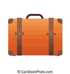 型, スーツケース