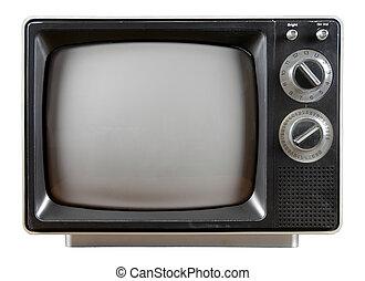 型, テレビ