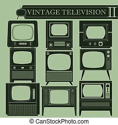 型, テレビ, ii