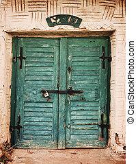 型, ドア