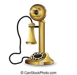 型, ベクトル, 電話