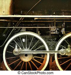 型, 列車