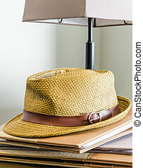 型, 帽子
