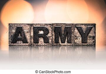 型, 概念, タイプ, 凸版印刷, 軍隊