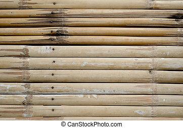 型, 竹, style., 背景
