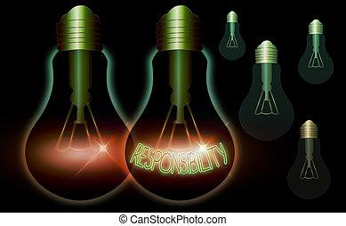 型, 責任がある, 電球, 写真, ある, ライト, 1(人・つ), 提示, 何か, 執筆, 州, 考え, ...