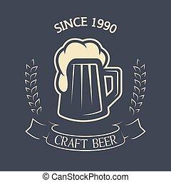 型, brewing., 技能, 紋章, style.