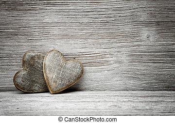 型, heart.