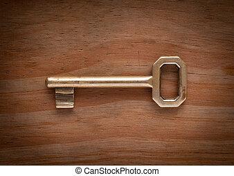 型, key.