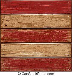 型, seamless, 木製である, 色