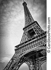 埃菲爾鐵塔, 在, 巴黎