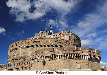 城堡, 梵蒂岡