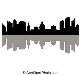 城市地平線