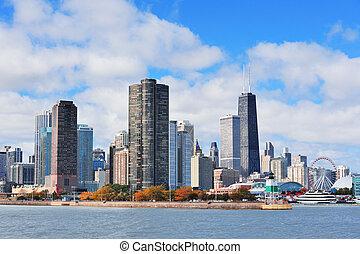 城市地平線, 芝加哥, 城市
