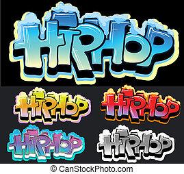 城市的graffiti, 藝術