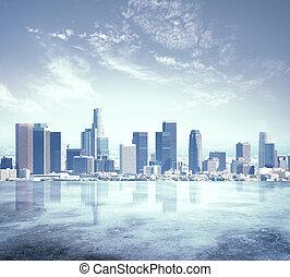 城市, 城市