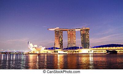 城市, 新加坡