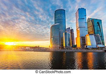 城市, 莫斯科