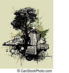 城市, 藝術