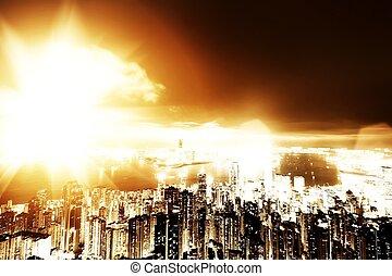 城市, apocalupse