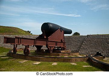 城砦, moultrie