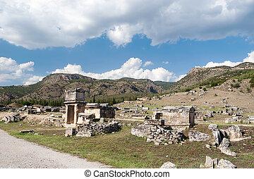 城, 古代台なし