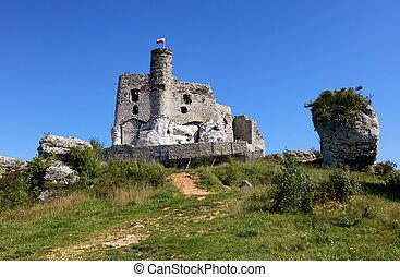 城, 台なし, mirow
