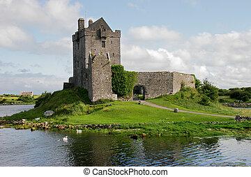 城, dunguaire, アイルランド