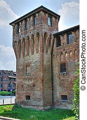 城, italy., emilia-romagna., cento.