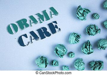 執筆, メモ, 提示, obama, care., ビジネス, 写真, showcasing, 政府, プログラム, の, 保険, システム, 患者, protection.