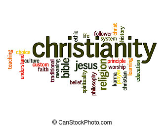 基督教, 詞, 雲