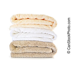 堆, 毛巾