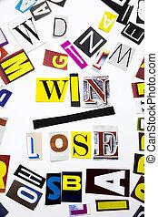 場合, 別, 概念, 単語, 背景, ビジネス, スペース, テキスト, 提示, 失いなさい, 執筆, 雑誌, 作られた, 手紙, 勝利, 新聞, 白, コピー
