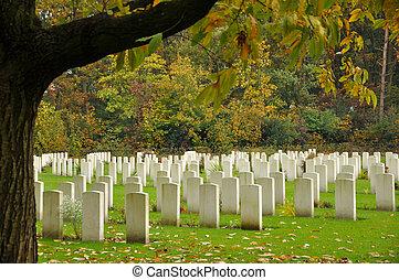 墓地, 戦争, jonkerbos