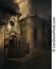墓, terrifying