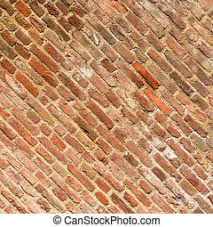 墙壁, 砖, 背景