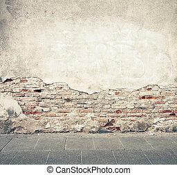 墙壁, 结构