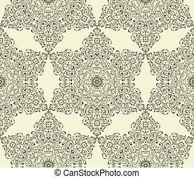 壁紙, ベクトル, パターン, seamless, 型