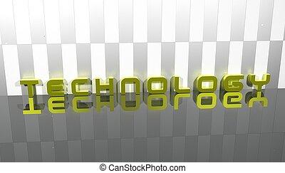 壁紙, 技術, 背景, 3d