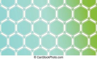 壁紙, page., スクラップブック, illustration., elements., 勾配, パターン, polygonal, ベクトル, 背景, 装飾, 内部, 幾何学的なデザイン, テンプレート