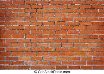 壁, れんが, 手ざわり, 背景