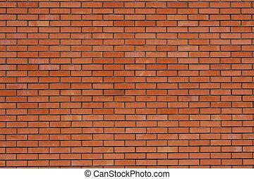 壁, れんが, 背景