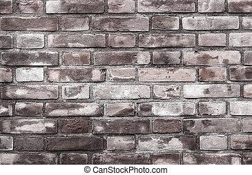 壁, れんが, 背景, 手ざわり