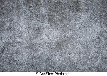 壁, コンクリート, 灰色, 手ざわり