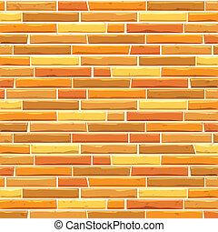 壁, パターン, 石