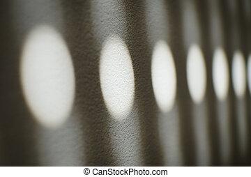 壁, ライト