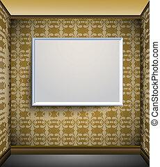 壁, 写真フレーム