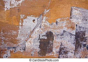 壁, 古い