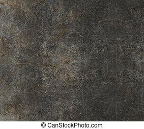 壁, 古い, 手ざわり, 背景, 台無しにされる